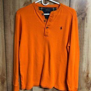 Polo Ralph Lauren long sleeve thermal sz 14-16